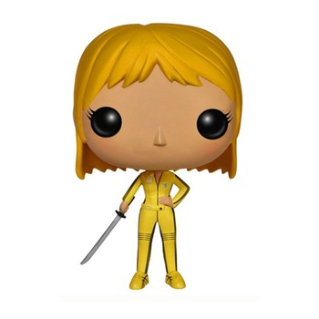 FUNKO POP Kill Bill Vol.1 The Bride 68# Vinyl Model Dolls Action Figure Toys Collection for Kids Birthday Gifts 2