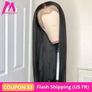 lace front human hair wigs sho