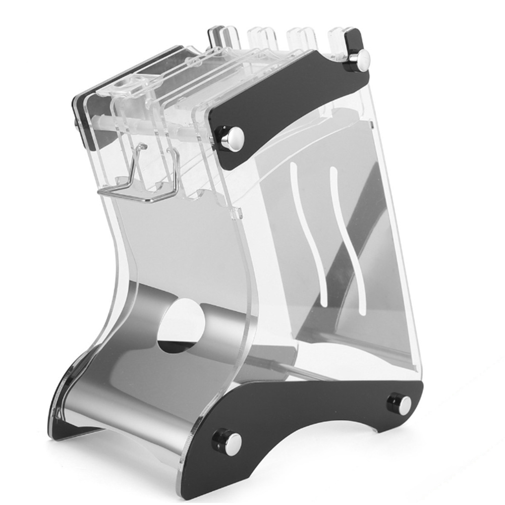 Holder Multi Function Home Shelf Kitchen Tools Stainless Steel Modern Anti-rust Storage Rack Accessories Anti Slip Tilt Stand