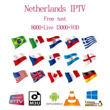 1 Year Europe Arabic IPTV  begluim UK Spain Portugal Dutch USA canada IPTV Support Android m3u enigma2