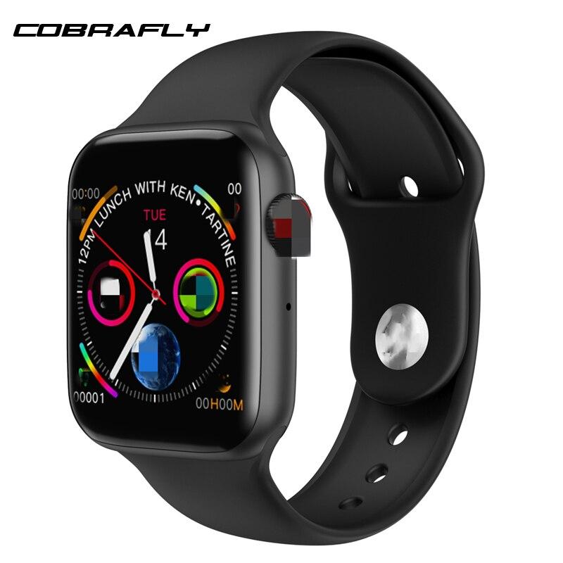 Cobrafly IWO 8 Lite Smart Watch 1.54 Inch Screen Bluetooth Call Dial Answer ECG Heart Rate Monitor PK IWO 8 10 Watches Men Women