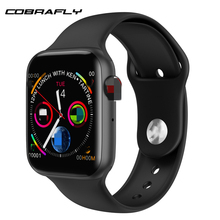 Cobrafly IWO 8 Lite Smart Watch 1.54 inch Screen Bluetooth Call Dial Answer ECG