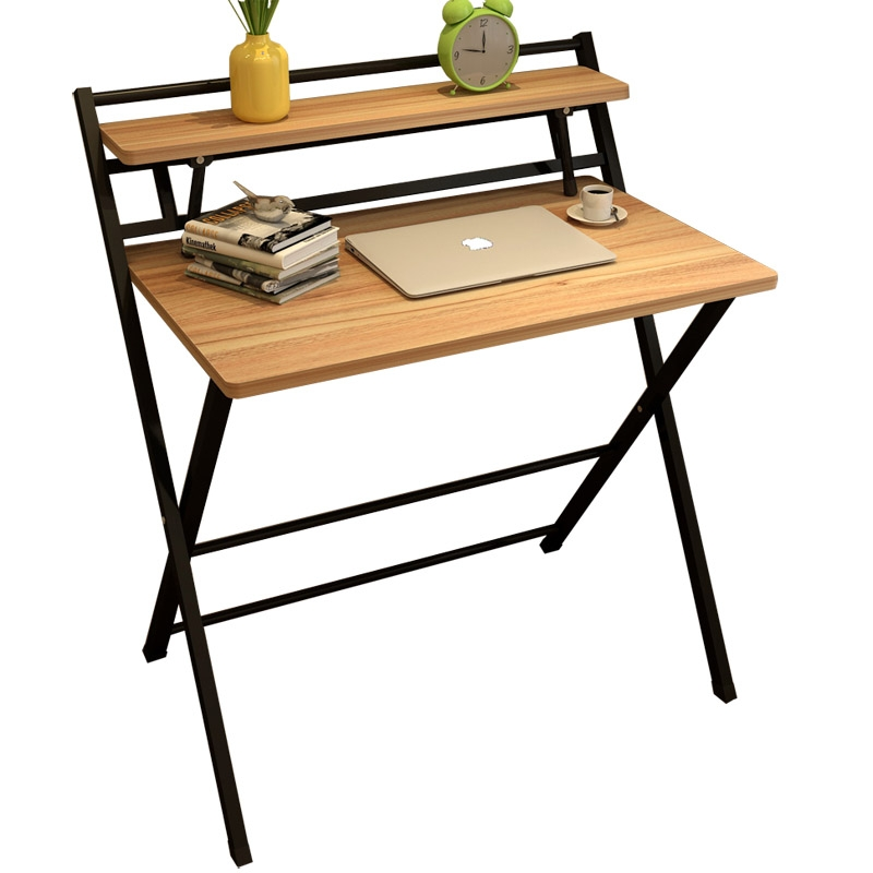 Computer Table Desktop Simple Folding Table Study Desk Desk Simple Home Student Office Multi-function Small Table