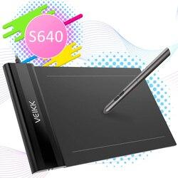 Digitale Tekening Tablet Grafische Tablet 8192 Niveaus Digitale Met Tilt Voor Mac Os 10.8.0 Android Windows Mac Pen Tablet Art