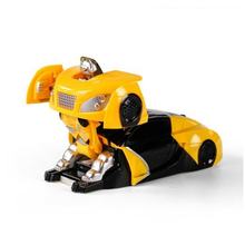 2 In 1 Anti-collision Transformation Racing Gift Outdoor Kids Toy Crawler Educat