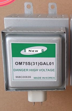 Original For Microwave Oven Magnetron OM75S(31)GAL01 Microwave Parts