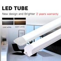 T5 LED チューブライト T8 ランプバー 120 センチメートル 1200 ミリメートル 220V 10 ワット 20 ワット 40 ワット Led チューブ壁ライト 2FT 4FT 60 センチメートル室内の台所の照明
