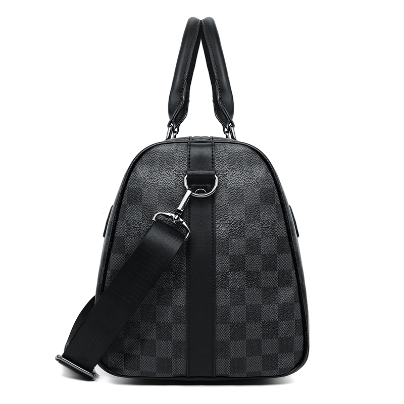 Bag Tote-Bags POLO Carry-On-Luggage Overnight Plaid-Design Brand Business VICUNA Classic