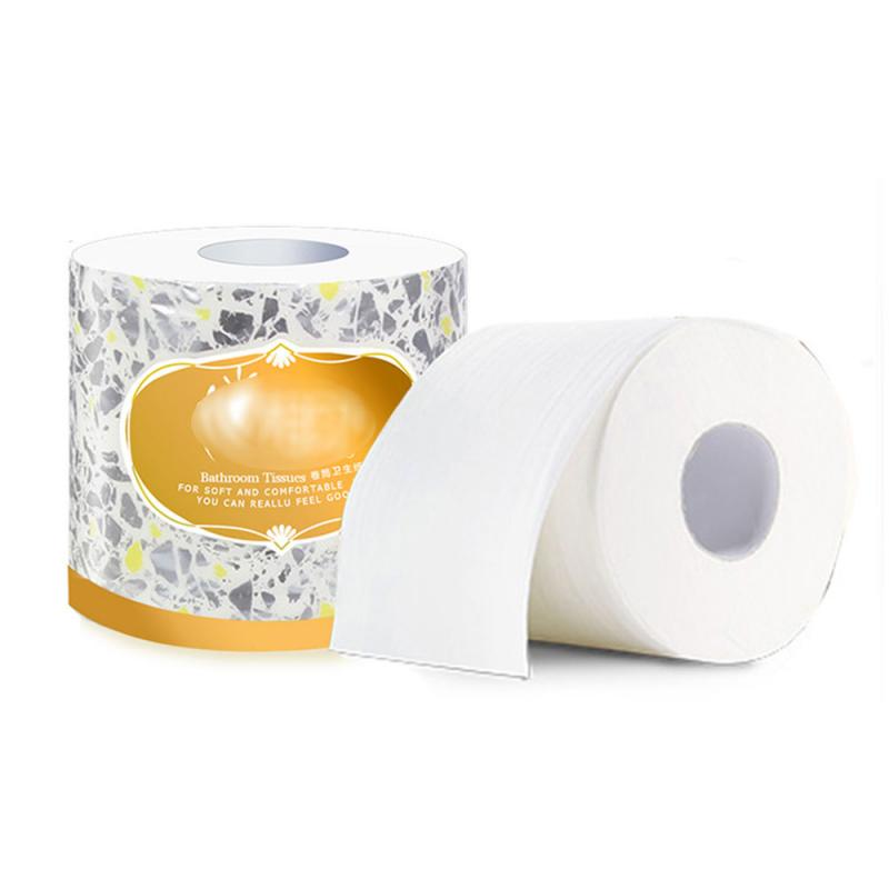 1 Rolls Toilet Paper Toilet Paper Roll Rolling Paper Bath Tissue Toliet Paper Toilet Paper Rolls Pack Toilet Tissue Wc Papier