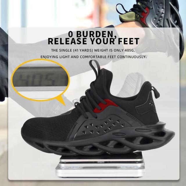 Sepatu Safety Boot 5