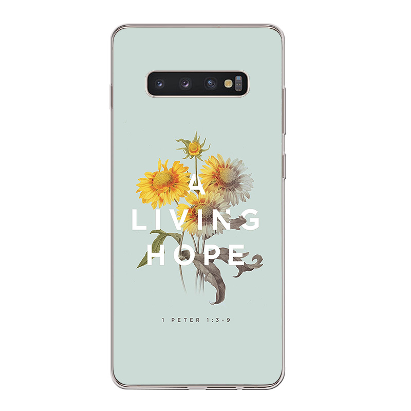 Bible Case For Samsung Galaxy S20 S20+ S10 S9 S10+ S8 S7 S6 S10e Ultra Note 10 9 8 Edge Plus Cover Funda Silicone Coque
