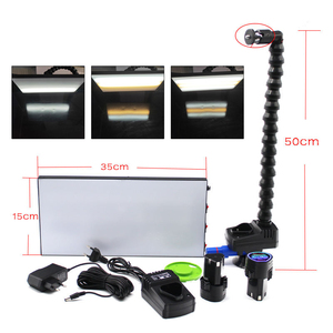 portable cordless pdr light wi