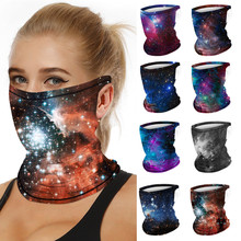 Silk Facemask Tube Face Dust Riding Faceshields