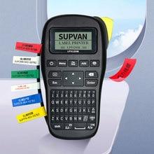 Supvan LP5120M Portable Label Printer Machine Handheld Wireless Label Maker Industrial Labels Printer Printing Machine