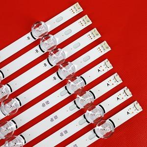 "Image 5 - 825mm LED 백라이트 램프 스트립 8 LED LG INNOTEK DRT 3.0 42 ""_ A/B 유형 REV01 REV7 131202 42 인치 LCD 모니터 4 세트"