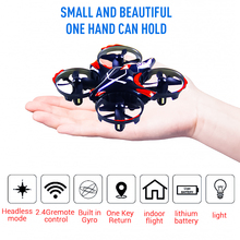 лучшая цена Induction quadcopter Infrared Sensor 2.4G remote control fixed four-axis infrared interactive gesture sensing Gesture Control