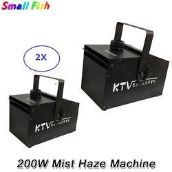 Fabryka sprzedaży 200W generator mgły 1.2L maszyna do mgły DMX512 maszyna do dymu profesjonalny Dj Bar scena dyskoteki oświetlenie LED maszyna