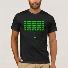 Camiseta Vintage de Los Vengadores del espacio Annee 80 80's Console Atari Geek Alien nuevas llegadas ropa Casual