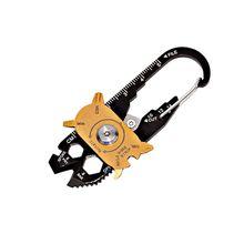 Gadget multi-outils de poche 20 en 1, Portable EDC, Mini utilitaire FIXR, porte-clés de Camping en plein air, expédition aux états-unis