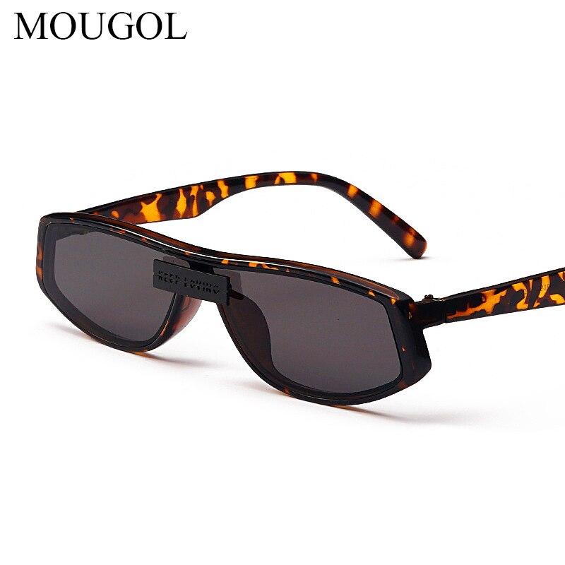 MOUGOL Square Sunglasses Women Fashion Brand Designer Sun Glassses for Men Summer Eyewear Retro Shades Goggle UV400 in Women 39 s Sunglasses from Apparel Accessories