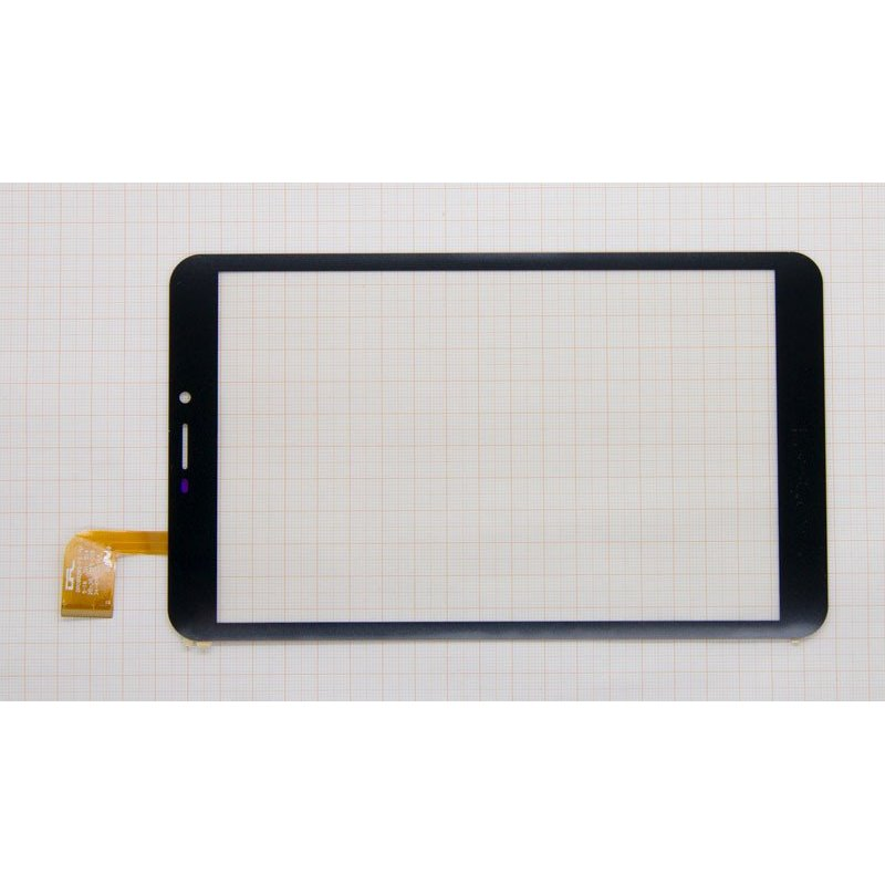 Touch Screen For Digma Plane 8700b 3G Ps8010mg