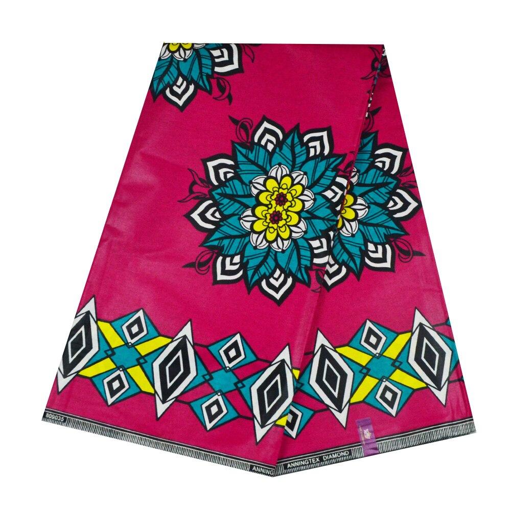 Veritable Super JAVA Block Prints African Wax Fabric For Dress Party, Africa Netherlands Wax Fabrics Holland Dutch Ankara Pagne