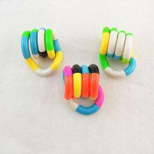 Снятие Стресса разнообразие скручивания кольцо обмотки игрушки