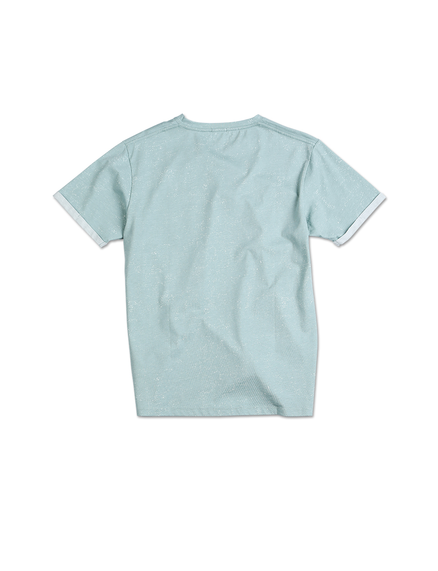H96422f11fde34ebfa2f92035ed0611a6T - SIMWOOD summer new Layered chest pocket t-shirt men Melange vintage short sleeve fashion tshirt 100% cotton tops 190431