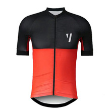VOID New Mens High Quality Short Sleeve Cycling Jersey Breathable Mesh Fabric Race Fit Maillot Road Bicycle Clothing