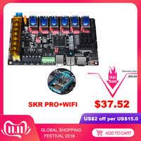 BIGTREETECH SKR PRO V1.1 carte contrôleur 32 bits + Module adaptateur Wifi pièces d'imprimante 3D vs MKS GEN L TMC2208 TMC2130 TMC2209