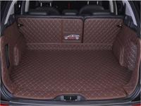 Luxury Full Rear Trunk Tray Liner Cargo Mat Protector Pad Mats For Land Rover Discovery Sport 2015 2020 5/7 Seat