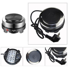 500W Mini Electric Heater Stove Hot Cooker Plate Milk Water Coffee Heating Furnace Multifunctional Kitchen Appliance Apr21 hot plates mini coffee furnace mini stove heating thermostatic power solid hotplate 500w