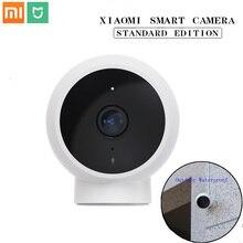 كاميرا ذكية أصلية من شاومي Mijia IP Cam 1080P 2.4G Wifi 170 بزاوية واسعة 10 متر رؤية ليلية كشف هرمي كاميرا ذكية للمنزل Mi