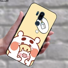 Mutouniao The Panda 12 Soft TPU Case Cover For LG K4 K8 K10 G7 ThinQ 2016 2017(China)