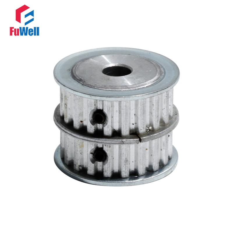 XL 20 Teeth 14mm Bore 11mm Tooth Width 1//5 Pitch Aluminium Timing Belt Pulley AF Type Synchronous Wheel bore: 14mm