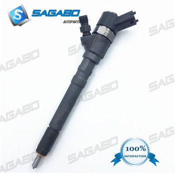 4pcs Original fuel injector 0445110064 0445110101 common rail injector for HYUNDAI engine