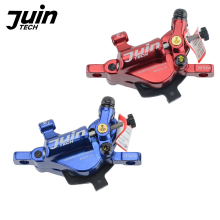 Rotor-Post-Adapter Actuation Bike Caliper Brake-Set Hybrid Hydraulic-Road-Disc Juin Tech