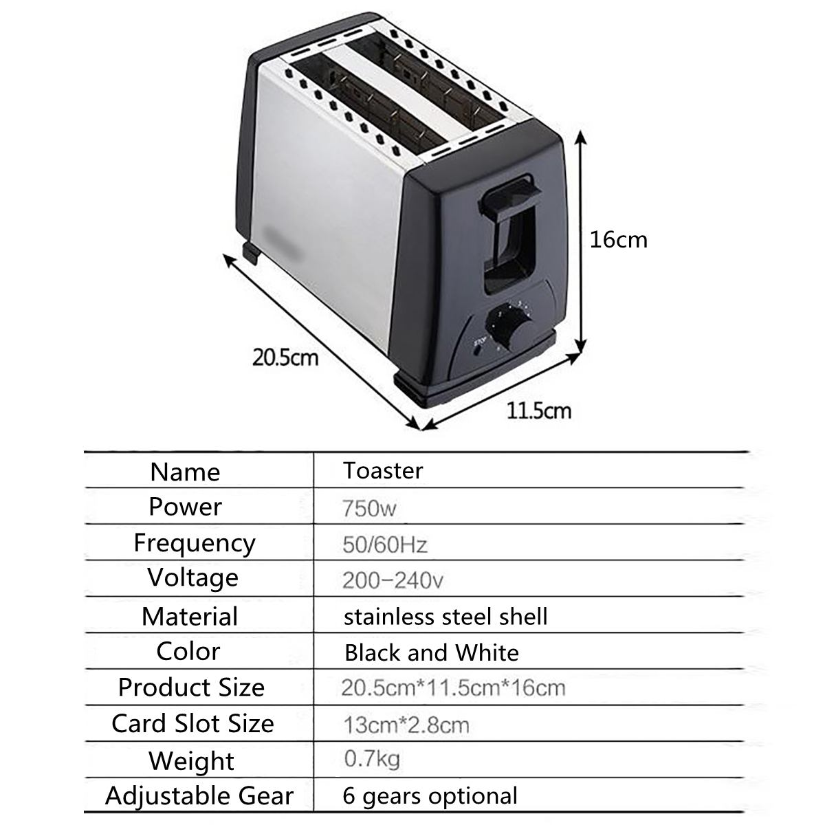 torradeira forno cozimento automatico rapido aquecimento pao 05