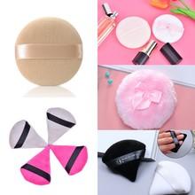 Cosmetic-Puff Foundation-Cream Makeup-Sponge Velvet Triangle Mini 1pcs/2pcs