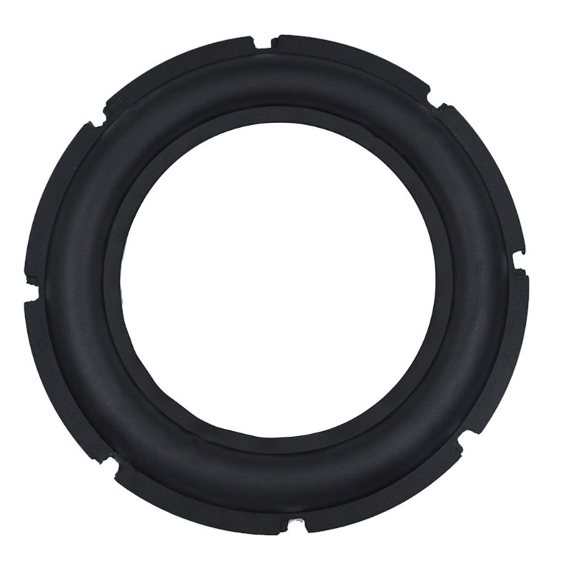 New Speaker Surround Repair Foam Woofer Edge Elastic Rubber Ring 3/4/5/6.5/10/12Inch