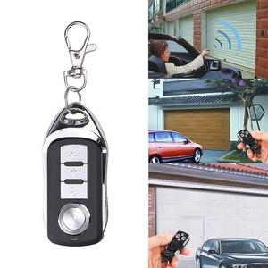 Image 5 - Kebidu télécommande sans fil 433Mhz copie voiture clonage automatique porte pour porte de Garage Portable duplicateur clé à distance