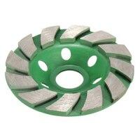 Diamant Slijpschijf Disc Kom Slijpen Cup Beton Graniet Marmer Elektrische Grinder Attachment Power Tools