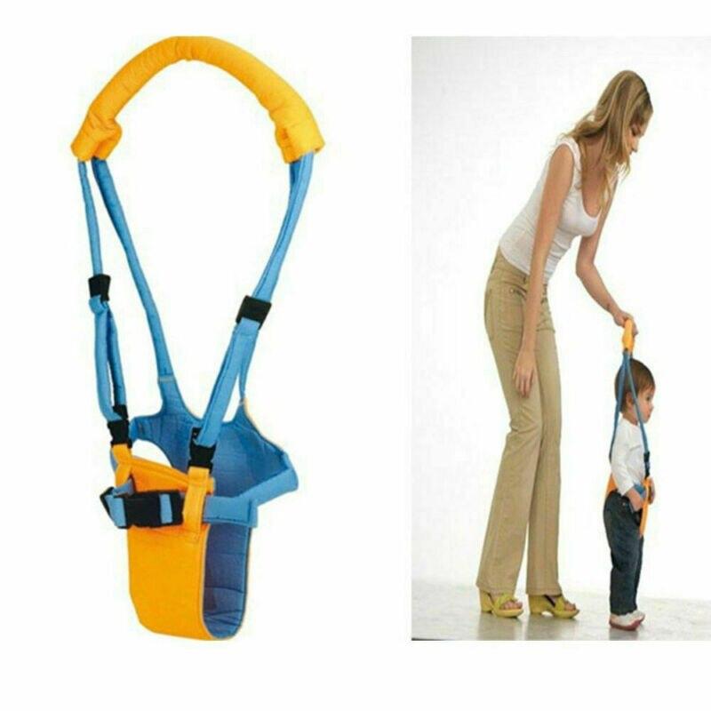 2018 Brand New Kid Baby Infant Toddler Harness Walk Learning Assistant Walker Jumper Strap Belt Safety Reins Harness