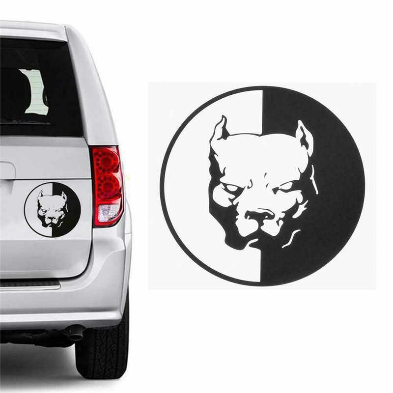 Auto Mode Sticker Sticker Waterdicht Pitbull Hond Bulldog Auto Sticker Decoratie Sticker Auto Styling Auto Sticker Auto Accessoires