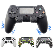 Bluetooth Wireless Gamepad Controller Voor Sony PS4/PS3 Usb Wired Joystick Controle Voor Dualshock 4 Joypad Voor Playstation 4