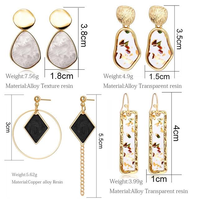 various beautiful earrings 6