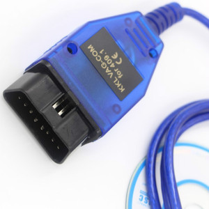 Image 5 - OBD2 Cable Scanner Scan Tool Interface For VW Vehicles Auto Scanner Adapter VAG409 OBD2 VcdsUSB KKL COM 409.1 Interface CH340T