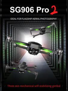 HGIYI SG906 PRO 2 GPS Drone with 3-axis Anti-shake Self-stabilizing Gimbal 4K HD Camera