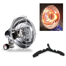 Outdoor Stove Heating-Equipment Hiking Infrared Camping Ray-Warmer BRS-H22 Heater Double-Head