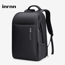 Рюкзак inrnn мужской для ноутбука 2021 дюйма ранец большой вместимости